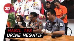 Usai Diperiksa, Vicky Nitinegoro Tidak Terbukti Pakai Narkoba