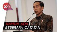 Survei Parameter Politik: 41% Responden Puas Kinerja Jokowi