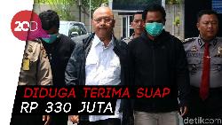 Terjaring OTT KPK, Wali Kota Medan Jadi Tersangka Suap!
