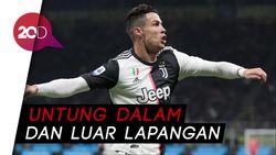 Ronaldo Sang Pembawa Cuan Juventus