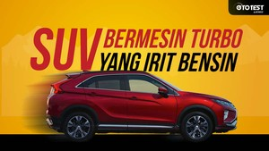 Review Mitsubishi Eclipse Cross: SUV yang Punya Fitur Cruise Control