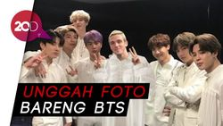 BTS Kolaborasi dengan Lauv, Ini Jawaban Big Hit