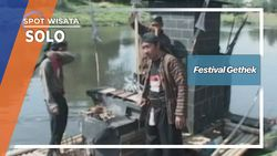 Festival Gethek, Solo