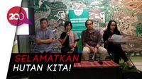 Walhi Minta Jokowi Berjanji Untuk Melindungi Hutan