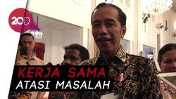 Jokowi Kenang Kebersamaan dengan JK: Setiap Hari Terasa Spesial