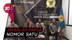 Komnas HAM Minta Jokowi Prioritaskan Penanganan HAM di Papua