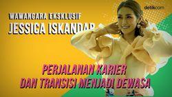 Eksklusif! Jessica Iskandar: Introvert dan Pejuang Kebahagiaan