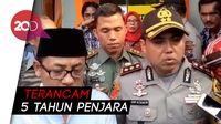 Polisi Tangkap Motivator Penempeleng 10 Pelajar di Malang
