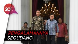 Sosok JK dari Kacamata Jokowi