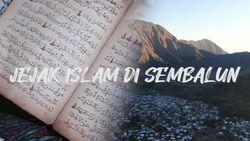 Salat Tiga Waktu, Ajaran Islam Pertama di Sembalun