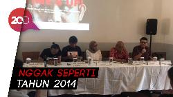 Amnesty Internasional: Pengamanan Pelantikan Jokowi Berlebihan