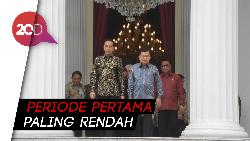 Bagaimana Kinerja Penegakan Hukum di Periode Kedua Jokowi?
