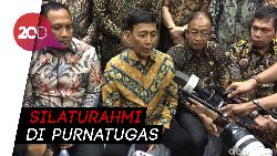 Demi Keluarga Kemenko Polhukam, Wiranto Membolos dari RSPAD