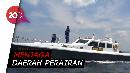 Jelang Pelantikan Presiden, Polisi Gelar Patroli Laut