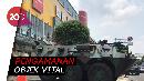Jelang Pelantikan Jokowi, Panser Anoa Siaga di Kawasan Glodok