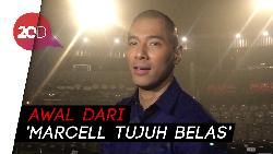 Marcell Siahaan Sukses Beri Kejutan di Konser Lintas Generasi