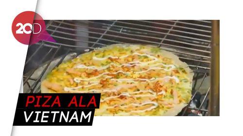 Menjajal Banh Trang Nuoung, Street Food Khas Vietnam