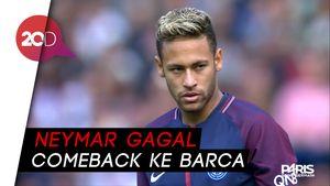 Messi: Ada Orang di Barcelona Tak Ingin Neymar Kembali