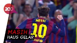 Messi Enggan Kontrak Seumur Hidup di Barcelona
