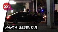 Momen Sultan Brunei Jenguk Wiranto di RSPAD
