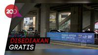 Stasiun MRT Kini Punya Tempat Parkir untuk Sepeda