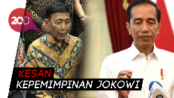 Wiranto: Pak Jokowi Benar-benar Dengarkan Suara Rakyat