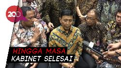 Wiranto: Saya Masih Menko Polhukam Sampai Pelantikan Kabinet Baru