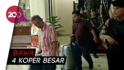 KPK Geledah Kantor Wali Kota Medan, Sejumlah Dokumen Disita