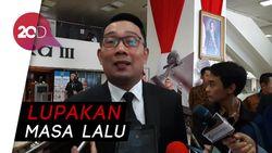 Pesan Ridwan Kamil ke Masyarakat: Jokowi Nakhoda Kita, Maka Taatilah