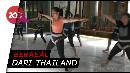 Bungee Workout, Olahraga Paduan Tari dan Akrobat