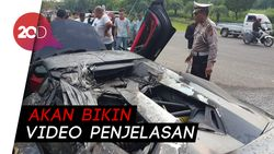 Lamborghini Terbakar, Raffi Ahmad: Kalau Musibah Gitu Ikhlas Aja
