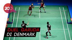 Masuk Final, Hendra/Ahsan Vs Kevin/Marcus di Denmark Open 2019
