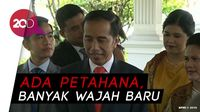 Jokowi soal Kabinet: Sudah Rampung, Besok Pagi Saya Kenalkan