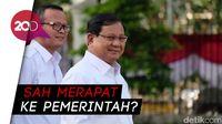 Prabowo Dipanggil Jokowi ke Istana, Jadi Calon Menteri?