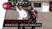 Mahfud MD Merapat ke Istana, Jadi Menteri?