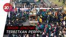 Kembali Berunjuk Rasa, Mahasiswa Tagih Janji Jokowi Keluarkan Perppu