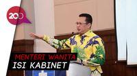 Bamsoet Sebut Jokowi Ingin Minimal 8 Srikandi Isi Kabinet