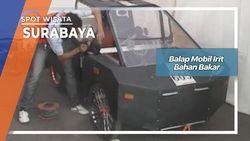 Balap Mobil Irit Bahan Bakar, Surabaya