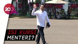 Kakak Cak Imin, Abdul Halim Iskandar Temui Jokowi di Istana