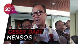 Eks Mensos Agus Gumiwang Jadi Menteri Perindustrian?