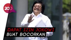 Siti Nurbaya Kembali Jabat Menteri Lingkungan Hidup dan Kehutanan