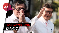 Duo Banteng PDIP Merapat ke Istana