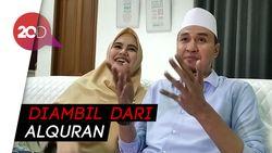 Ini Arti Nama Anak Kartika Putri dan Habib Usman
