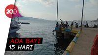 Kapal Nelayan Bermuatan 11 Orang dikabarkan Hilang di Perairan Mamuju