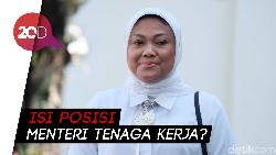 Ke Istana, Ida Fauziyah Bahas Kartu Siap Kerja Bareng Jokowi