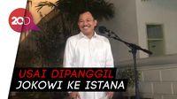 Kepala RSPAD dr Terawan Jadi Menteri Kesehatan