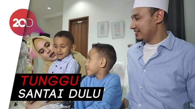 Masih Trauma, Habib Usman Ogah Kartika Putri Hamil Lagi