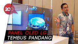 Melihat Kecanggihan Panel OLED dari LG yang Futuristik