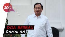 Ramalan Santri Ini Viral karena Prediksi Prabowo Jadi Menteri