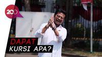 Usai Sri Mulyani, Giliran Syahrul Yasin Limpo Merapat ke Istana